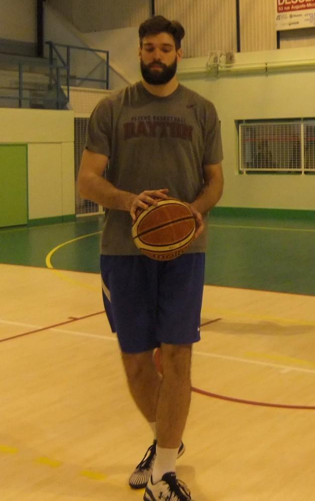 Alex Gravilovic au 3X3